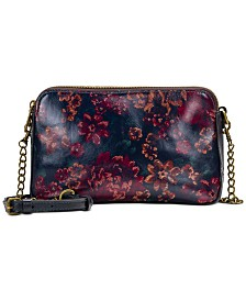 Patricia Nash Fall Tapestry Chambery Crossbody