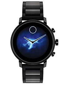 Connect 2.0 Black Stainless Steel Bracelet Touchscreen Smart Watch 42mm