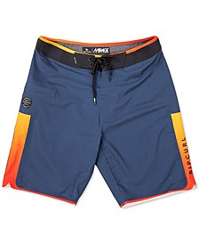 "Men's Mirage Surge 2.0 Colorblocked 19"" Board Shorts"