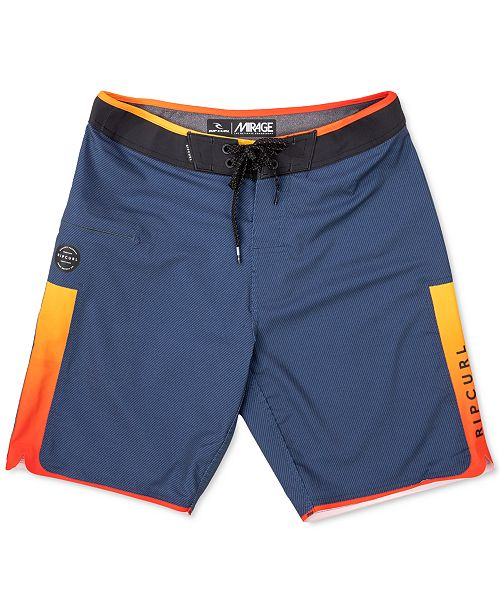 "Rip Curl Men's Mirage Surge 2.0 Colorblocked 19"" Board Shorts"