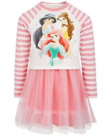 Disney Little Girls Princess Club Dress