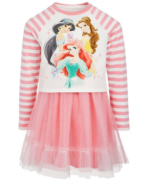Disney Little Girls Princess Club Dress