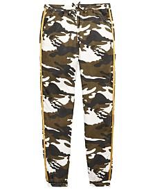 GUESS Big Girls Camo-Print Jogger Pants