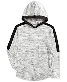 Univibe Big Boys Pieced Hoodie