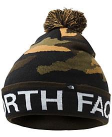 Men's Ski Tuke V Pom Hat