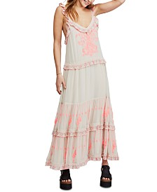 Free People Coralie Maxi Dress