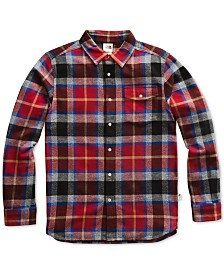 The North Face Men's Arroyo Regular-Fit Plaid Flannel Shirt