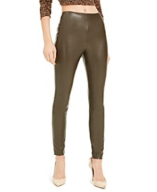 Kaliann Coated Leggings