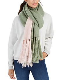 Colorblocked Scarf