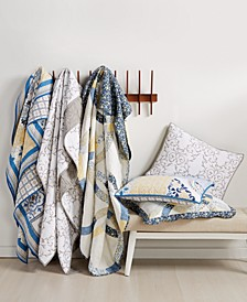 La Dolce Vita Quilt and Sham Collection, Created for Macy's
