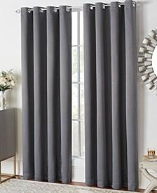 Finland Metallic Detail Curtain Collection