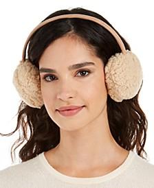 INC Teddy Faux-Fur Earmuff, Created for Macy's