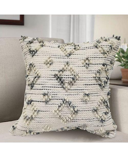 "Universal Home Fashions Ravish Decorative Pillow, 18"" x 18"""