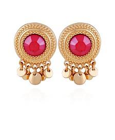 Nanette Nanette Lepore Button Charm Earring