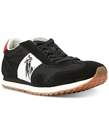 Polo Ralph Lauren Men's Train 90 Sneakers