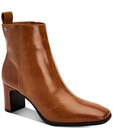 Women's Deni Leather Booties