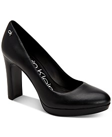 Calvin Klein Women's Premda Pumps