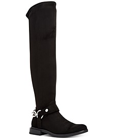 Akia Stretch Over-The-Knee Boots