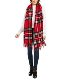 Lauren Ralph Lauren Oversized Blanket Wrap