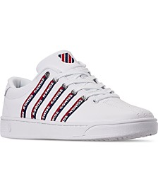 K-Swiss Men's Court Pro II Tape CMF Casual Sneakers from Finish Line