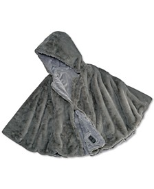 Cordless Massaging Cape with Vibration & Soothing Heat