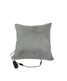 Shiatsu Comfort Massaging Throw Pillow