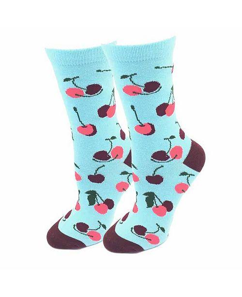 Sock Harbor Cherries Socks