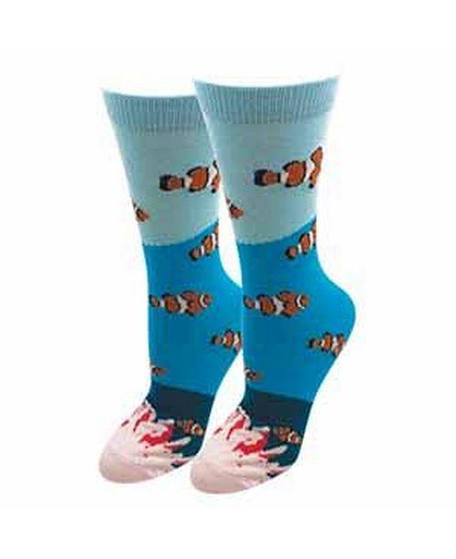 Sock Harbor Clown Fish Socks
