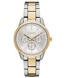 Chaps Kasia Two-tone Bracelet Watch 38mm