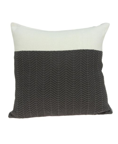 Parkland Collection Zoha Transitional Multicolor Pillow Cover