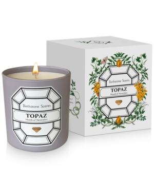 Topaz Candle