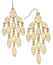 Gold-Tone Chandelier Earrings, Created For Macy's