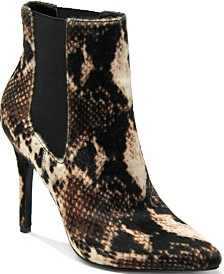 CHARLES by Charles David Panama Dress Booties