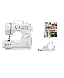 LSS-505+ Desktop Sewing Machine and Accessories