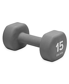 Neoprene Hand Weight 15 Lbs
