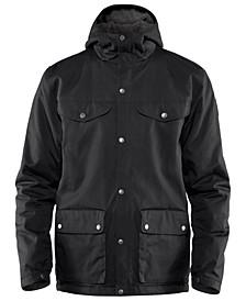 Men's Greenland Water-Resistant Hooded Jacket