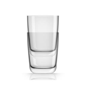 Marc Newson by Palm Tritan Clear Highball Tumbler, Set of 2
