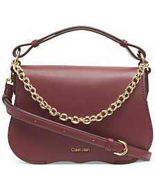 Calvin Klein Western Statement Series Crossbody