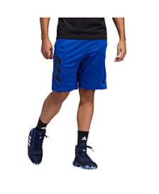Men's Climalite 3 Stripe Basketball Shorts