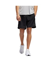 Adidas Men's Own the Run High Rise Regular Fit Running Shorts