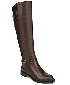Haylie Wide Calf High Shaft Boots
