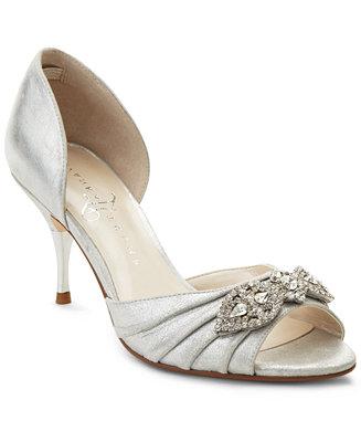 Ivanka Trump Nanci Evening Pumps Pumps Shoes Macy S