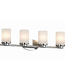 Sharyn 4-Light Bathroom Vanity Wall Sconce or Wall Mount