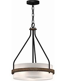 Emery 3-Light Mini Hanging Chandelier