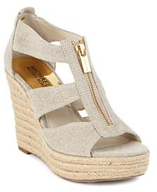 Damita Platform Wedge Sandals