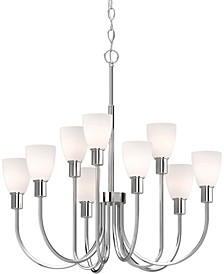 Concord 9-Light Hanging Chandelier