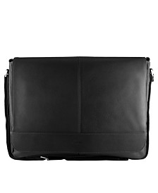 Mancini Colombian Collection Laptop/ Tablet Messenger Bag