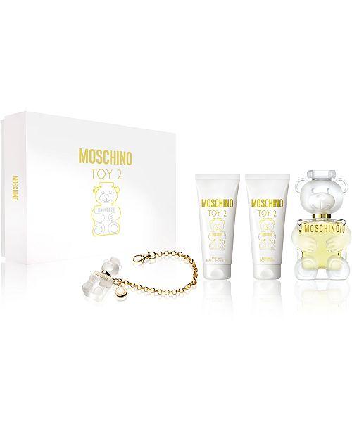 Moschino 4-Pc. Toy 2 Eau de Parfum Gift Set