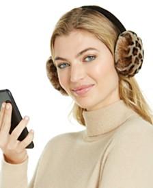 UGG® Printed Shearling Bluetooth Earmuffs