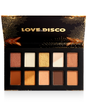 How to do Vintage Style Makeup : 1920s, 1930s, 1940s, 1950s Nyx Professional Makeup Love Lust Disco Shadow Palette $10.00 AT vintagedancer.com